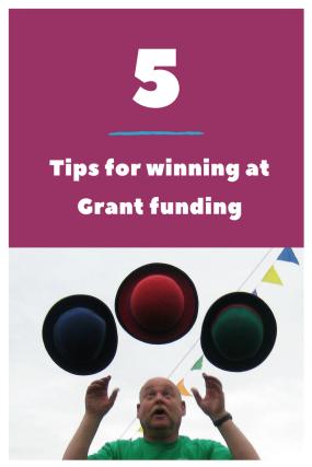 grant blog
